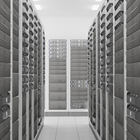 System Hosting Server Room.